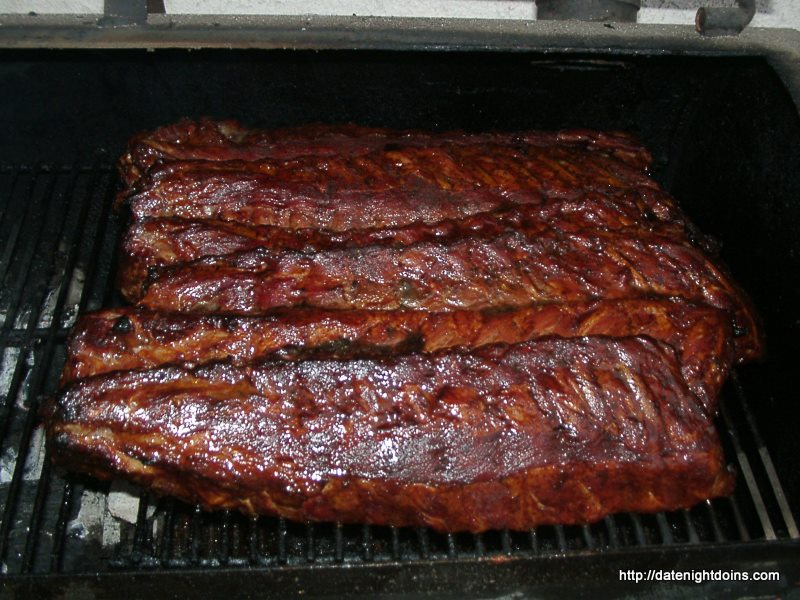 Baby Back Ribs 101 - Date Night Doins BBQ For Two