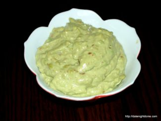 Zesty Avocado Sauce