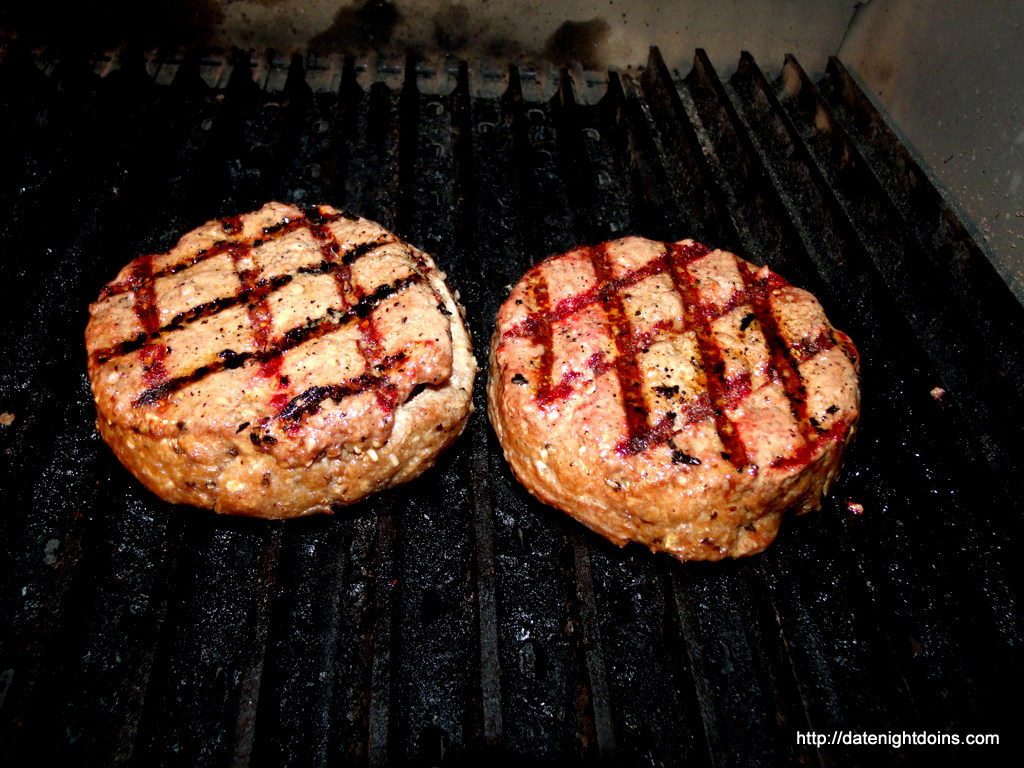 Peanut Butter Stuffed Burgers, Wood pellet, grill, BBQ, Smoker, recipe