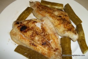 American Grilled Catfish