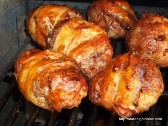 Scotch Eggs pellet grill BBQ smoker recipe
