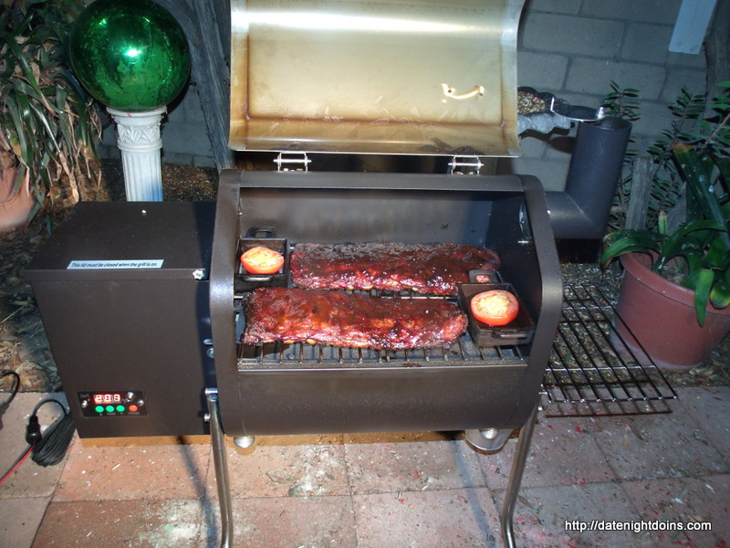 Product Reviews  on Date Night Doins BBQ For Two - cover