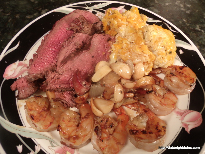 Date Night Surf and Turf