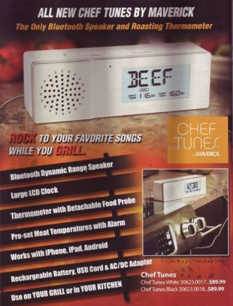 Chef Tunes Review