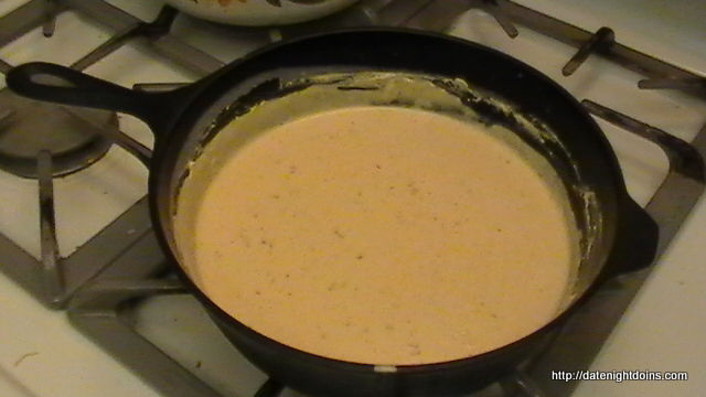 chipotle cheese sauce