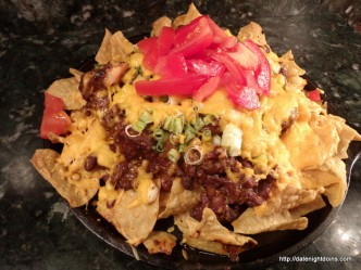 Easy Chili Nachos pellet grill recipe BBQ Smoker