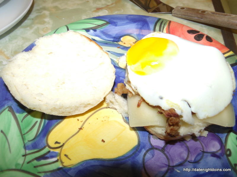 Pulled Pork Breakfast Biscuit pellet grill recipe BBQ smoker