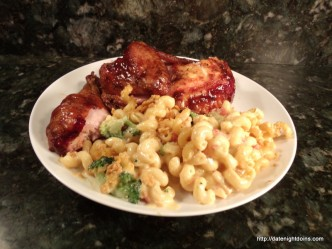 Our Favorite Mac & Cheese pellet grill recipe BBQ Somker