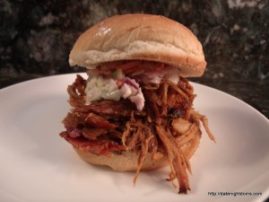 Traditional Pulled Pork