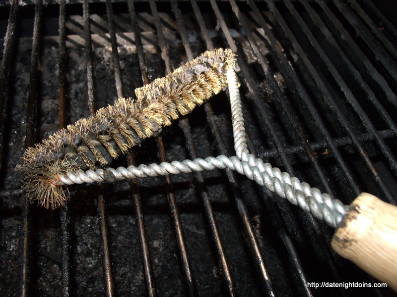 Review Mr Grill Grill Brush