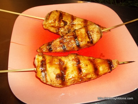 Chick Sticks pellet grill recipe BBQ smoker