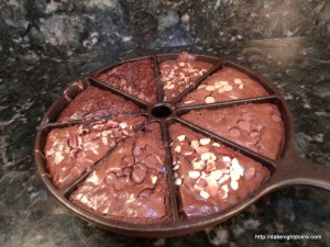 Pot Luck Brownies