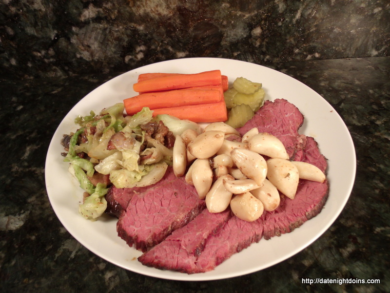 Sweet & Smoky Corned Beef