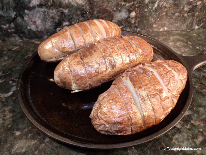 Hasselback Potatoes, Grill Grate, Maverick, How To BBQ, Ken Patti BBQ, Pellet Cooking, Bull Racks, Date Night Butt Rub, Date Night Recipe, Pellet Grill Recipe, BBQ recipe, Barbeque recipe, smoker recipe, BBQ Grilling recipes, wood pellet grill, wood pellet grill recipe, Wedgie, Green Mountain Grills