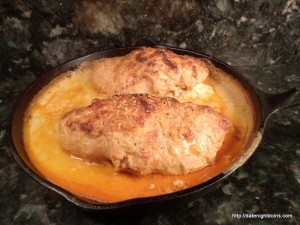 Mom's Favorite Stuffed Chicken