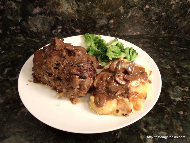 Smoky Salisbury Steak