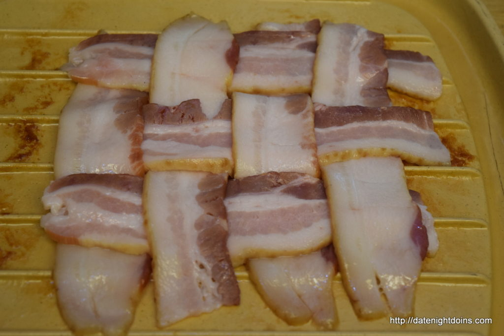 Bacon Squares, wood pellet, Grill, BBQ, smoker, recipe