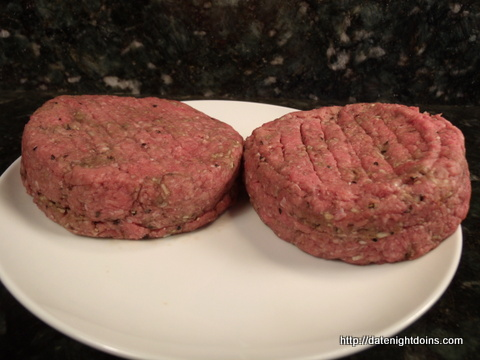 Thai Stuffed Burgers, wood pellet grill, BBQ, smoker, recipe