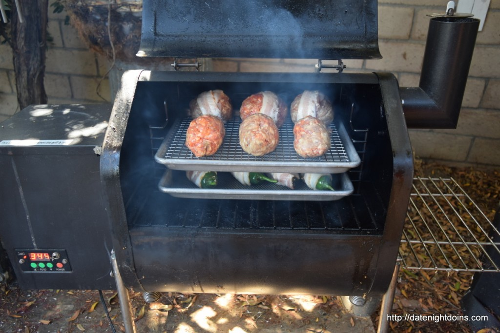Scotch Eggs,Tailgating, Wood pellet grill, BBQ, grill, smoker, recipe