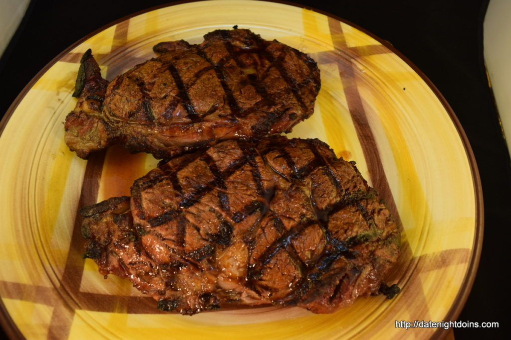 how to cook steak on traeger