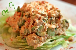 Guest CHEF G's TASTY CHICKEN SALAD