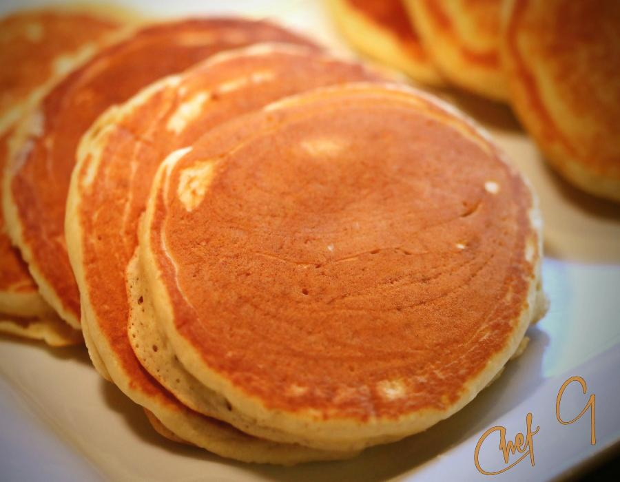 G's BEST HOMEMADE PANCAKES