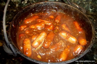 Little Smokies, wood pellet, grill, BBQ, smoker, recipe