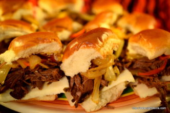 Diablo Sliders, wood pellet, grill, BBQ, Smoker, recipe
