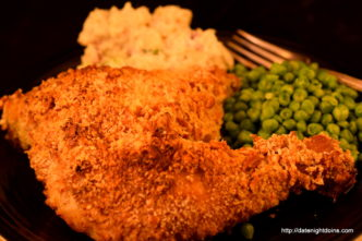 Almond Crusted Chicken, wood pellet, Grill, BBQ, Smoker, recipe