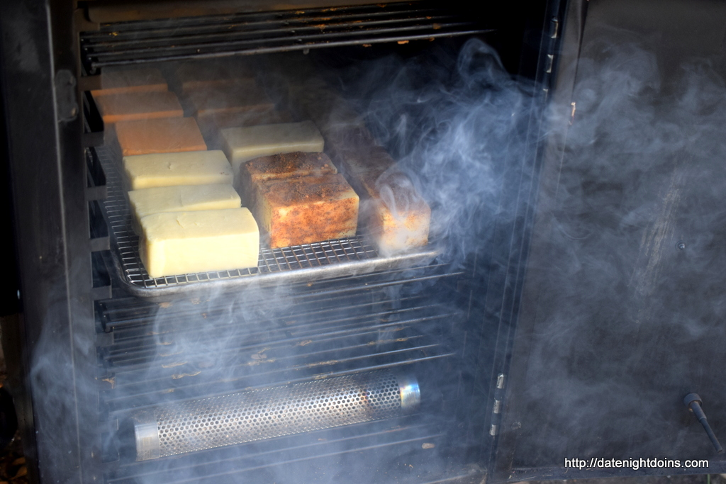 Cold Smoked Cheese, Louisiana Cold Smoke Box, wood pellet, grill, BBQ, Smoker, recipe