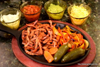 Marinated Pork Fajitas