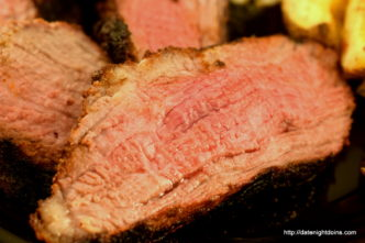 Chili Crusted Tri Tip, wood pellet, Grill, BBQ, smoker, recipe