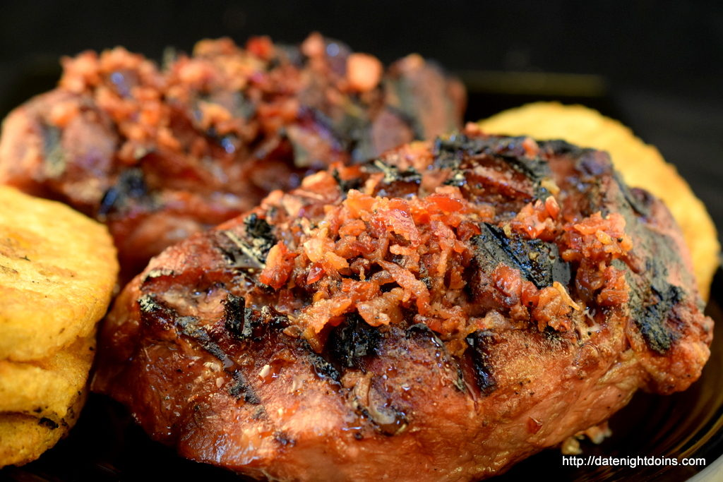 Maple Bacon Glazed Pork