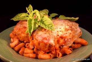 Elegant Pork Parmesan