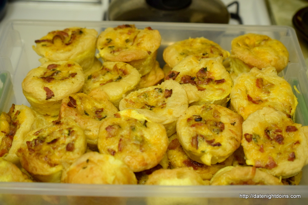 Smoky Mini Quiches, wood pellet grill, recipe, BBQ recipe, grill recipe, pellet smoking, Ken Patti BBQ