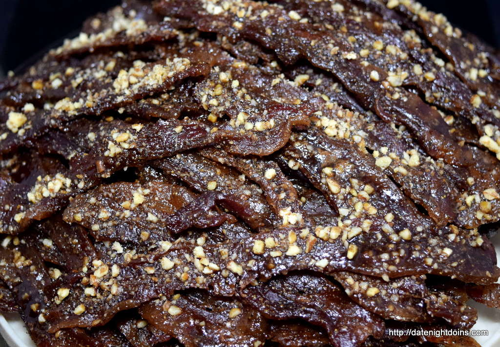 Chocolate Pecan Bacon Candy