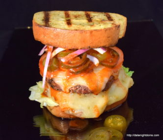 Texas Heat Burger, how to BBQ, pellet smoking, wood pellet, grill, smoker, recipe, Date Night Recipe, Ken Patti BBQ