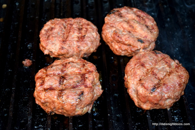 Bacon Bacon Bacon Burgers, wood pellet smoking, BBQ, Grill, recipe, Date Night Recipe, How to BBQ, Ken Patti BBQ