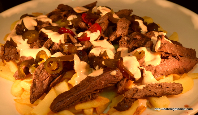 Raider Red Fajita Fries, how to BBQ, Ken Patti BBQ, pellet Grill, BBQ, Smoker, recipe, date night recipe