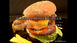 Video Alabama Blue Burger