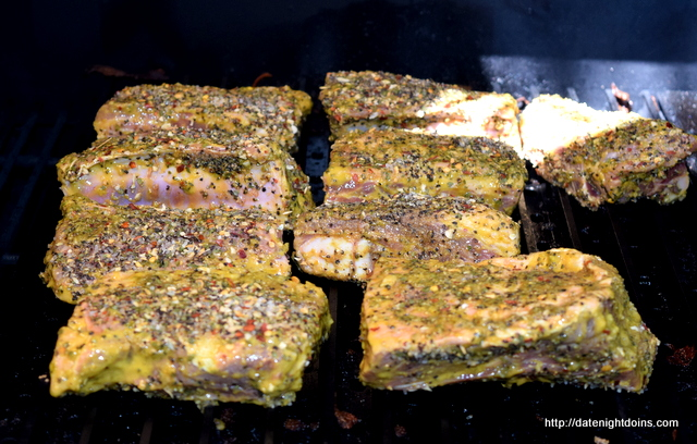 Beef Short Ribs, Grill Grate, Maverick, HPBA, KCBS, How To BBQ, Ken Patti BBQ, Pellet Cooking, Bull Racks, Date Night Butt Rub, Date Night Recipe, Pellet Grill Recipe