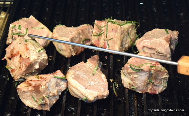 Grilled Lamb Chops, Grill Grate, Maverick, How To BBQ, Ken Patti BBQ, Pellet Cooking, Bull Racks, Date Night Butt Rub, Date Night Recipe, Pellet Grill Recipe, BBQ recipe, smoker recipe