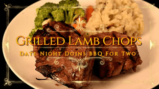 Video Grilled Lamb Chops
