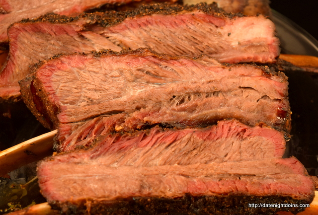 Big Beef Ribs Texas Style - Date Night Doins BBQ For Two