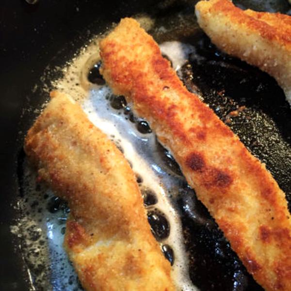 Chicken Tenders, Guest Chef Saffron