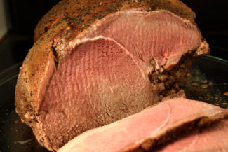 Simple Sirloin Roast