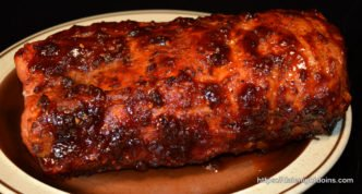 Spicy Rotisserie Pork Loin, Grill Grate, Maverick, How To BBQ, Ken Patti BBQ, Pellet Cooking, Bull Racks, Date Night Butt Rub, Date Night Recipe, Pellet Grill Recipe, BBQ recipe, Barbeque recipe, smoker recipe, BBQ Grilling recipes, wood pellet grill, wood pellet grill recipe, Wedgie, Easy BBQ Recipes