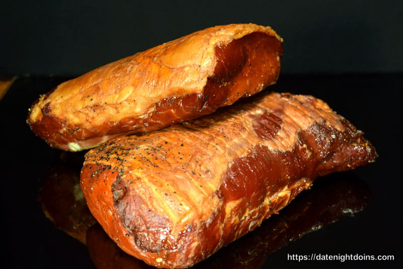 Maple Canadian Bacon, Grill Grate, Maverick, How To BBQ, Ken Patti BBQ, Pellet Cooking, Bull Racks, Date Night Butt Rub, Date Night Recipe, Pellet Grill Recipe, BBQ recipe, Barbeque recipe, smoker recipe, BBQ Grilling recipes, wood pellet grill, wood pellet grill recipe, Wedgie, Easy BBQ Recipes, Ken Patti BBQ,Date Nite Doins BBQ For Two, Green Mountain Grills