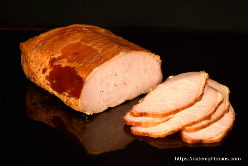 Maple Canadian Bacon
