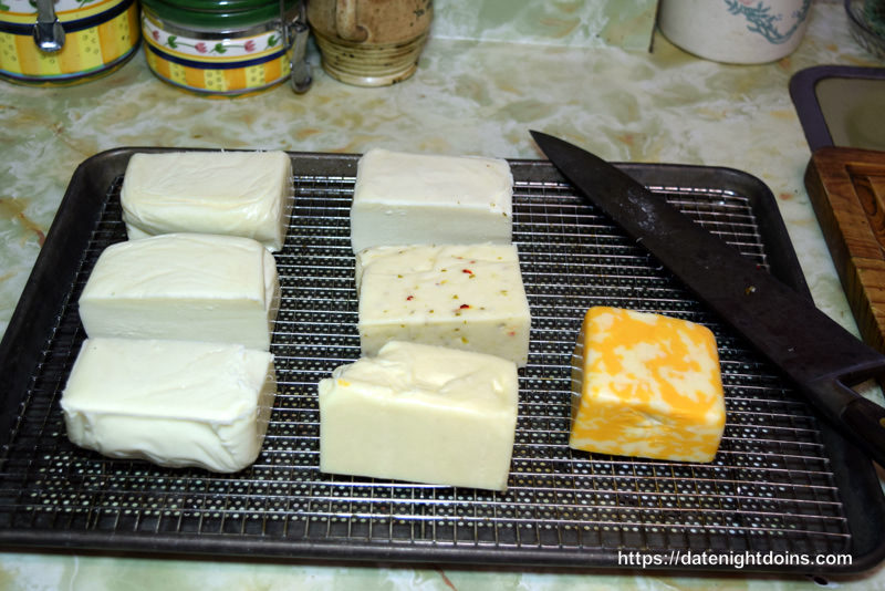 Cold Smoked Cheese on your Gasser, Grill Grate, Maverick, How To BBQ, Ken Patti BBQ, Pellet Cooking, Bull Racks, Date Night Butt Rub, Date Night Recipe, Pellet Grill Recipe, BBQ recipe, Barbeque recipe, smoker recipe, BBQ Grilling recipes, wood pellet grill, wood pellet grill recipe, Wedgie, Easy BBQ Recipes, Ken Patti BBQ,Date Nite Doins BBQ For Two, Green Mountain Grills